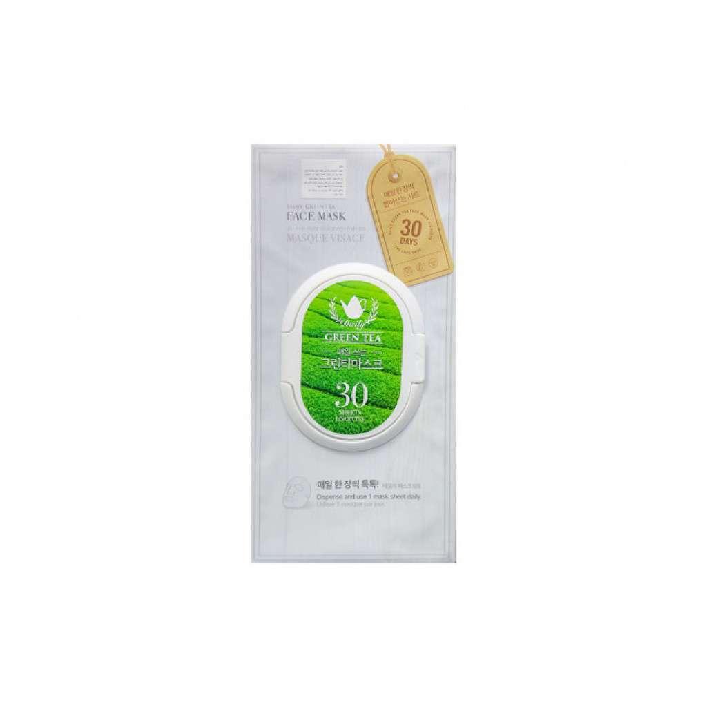 قناع البشرة ديلي بالشاي الأخضر -ذا فيس شوب