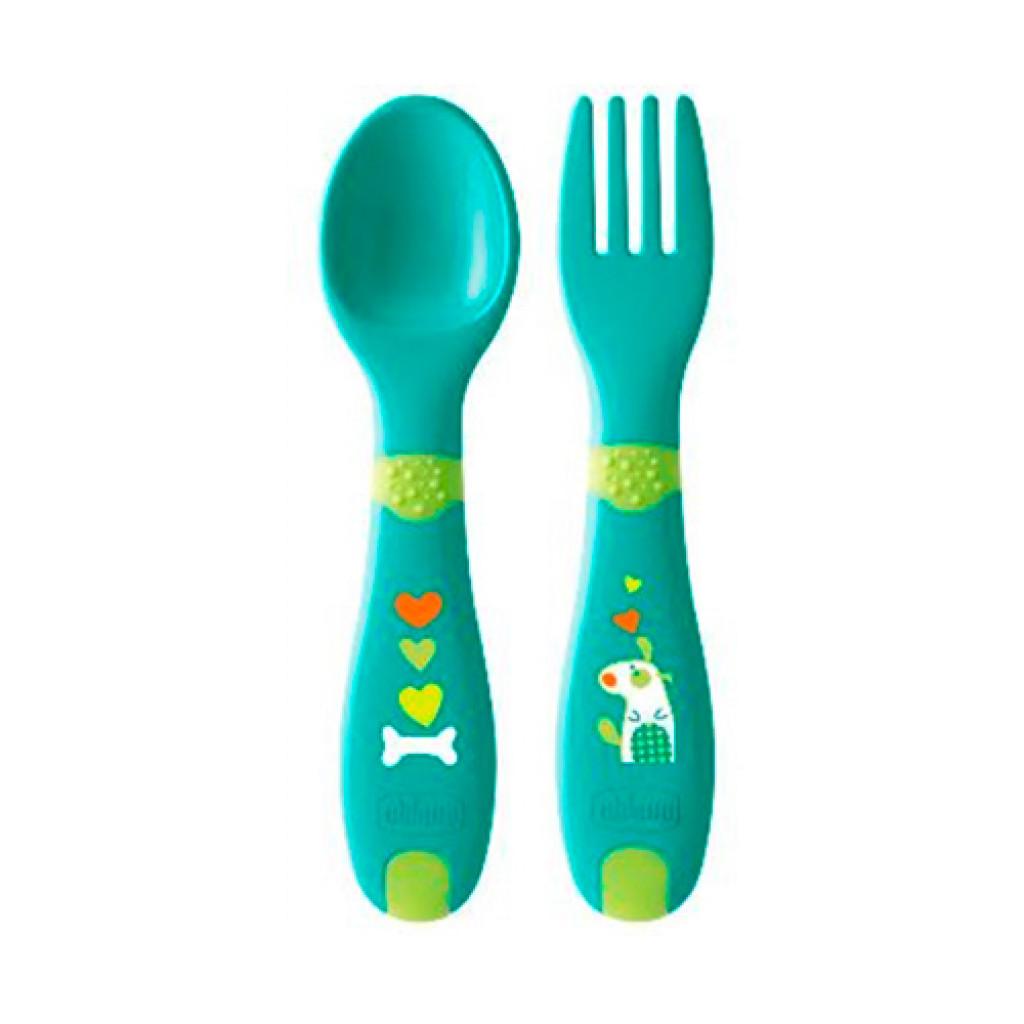 شيكو أدوات الطعام الأولى للاطفال عمر 12 أشهر+