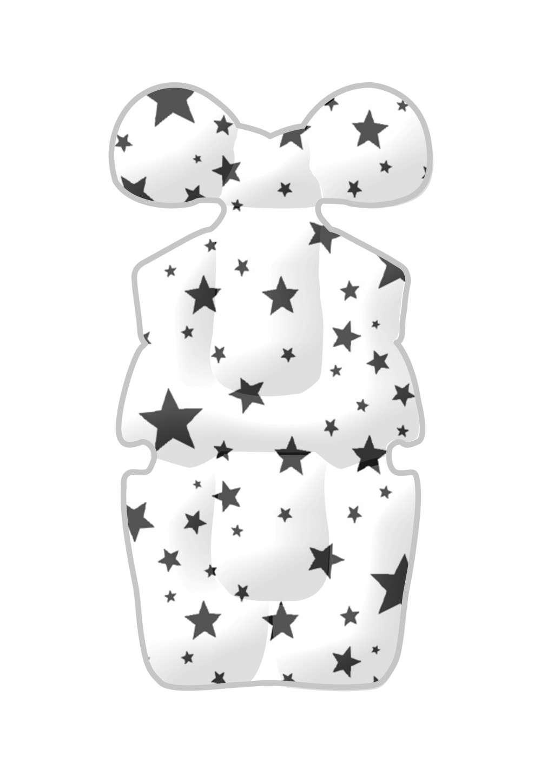 مقعد عربة, نجوم سوداء