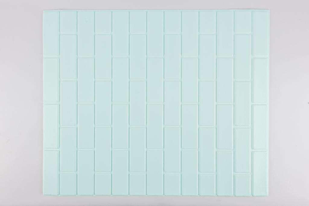 ورق الجدار, ازرق