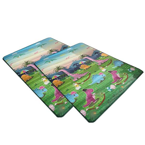 حصيرة اللعب, عالم الديناصورات