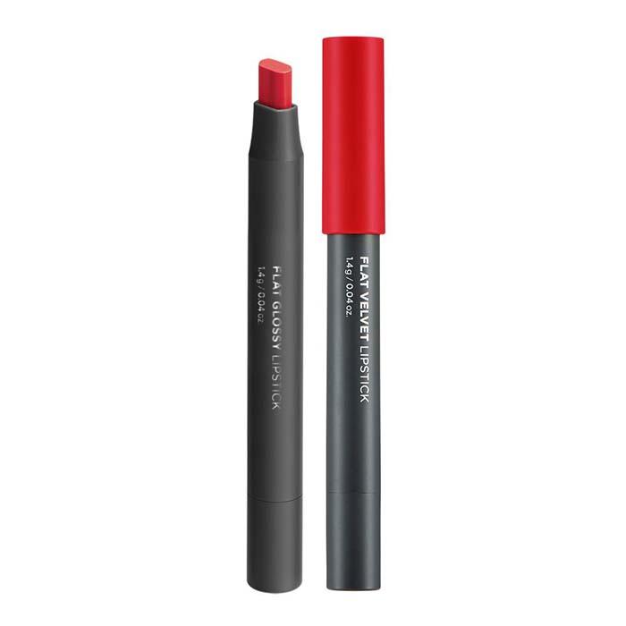 أحمر شفاة فلات فلفت  Rd01 -ذا فيس شوب