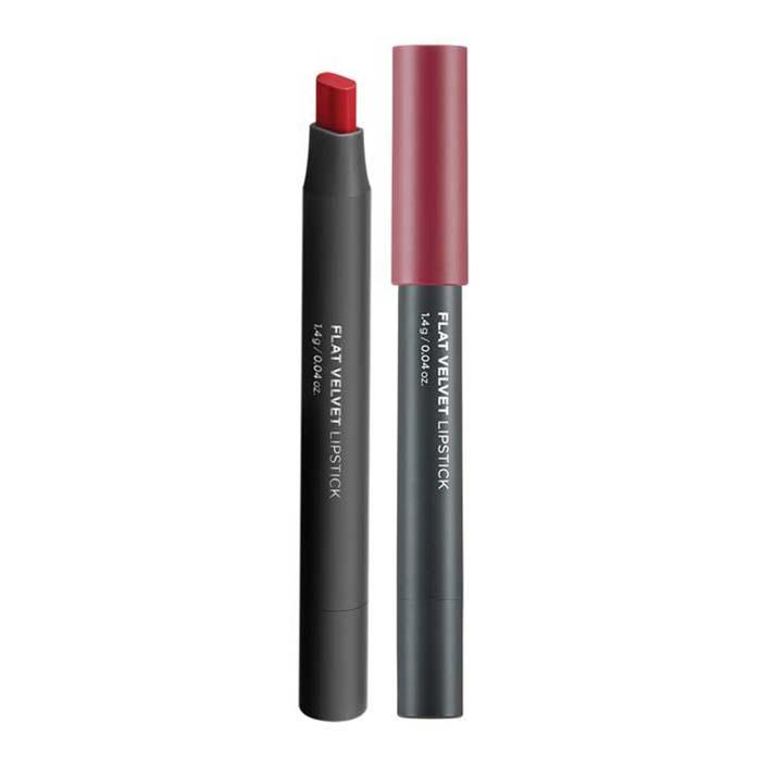 أحمر شفاة ملمع فلات جلوسي RD02 -ذا فيس شوب